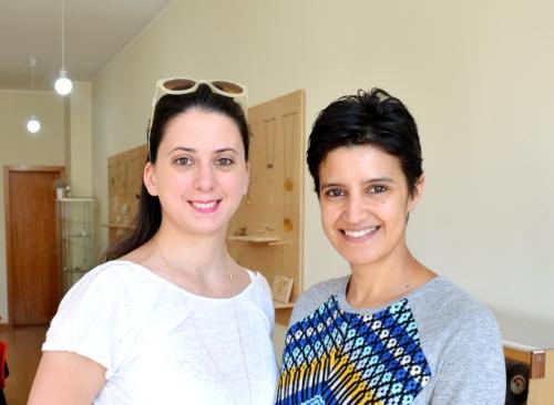 Ana Pina et moi - Tincallab - Desidero Le Blog
