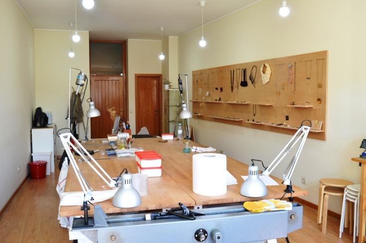 Atelier Tincallab - Porto - Desidero Le Blog