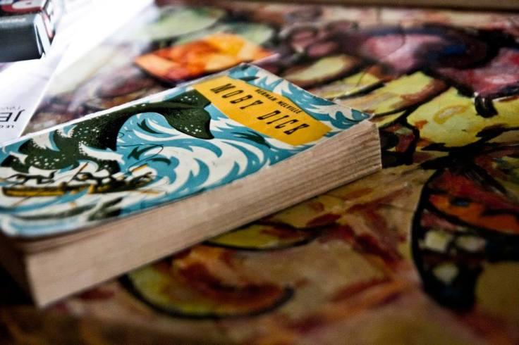 Moby Dick par Amélie Ciccarelli - Desidero Le Bog