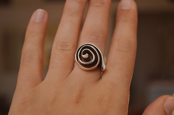 Desidero Paris Blog - Flashback - Bague coquillage 1