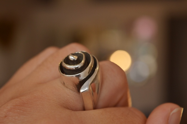Desidero Paris Blog - Flashback - Bague coquillage 2
