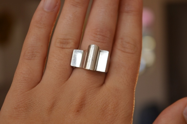 Desidero Paris Blog - Flashback - Bague cylindre 1