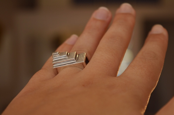 Desidero Paris Blog - Flashback - Bague Escalier 1