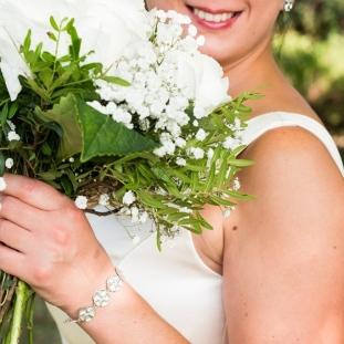 Desidero - Collection Garden Party spéciale mariage - Bracelet Sakura 5