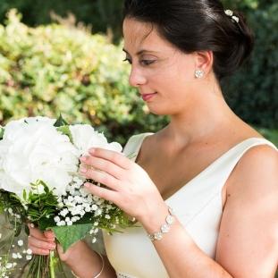 Desidero - Collection Garden Party spéciale mariage - Bracelet Sakura 7