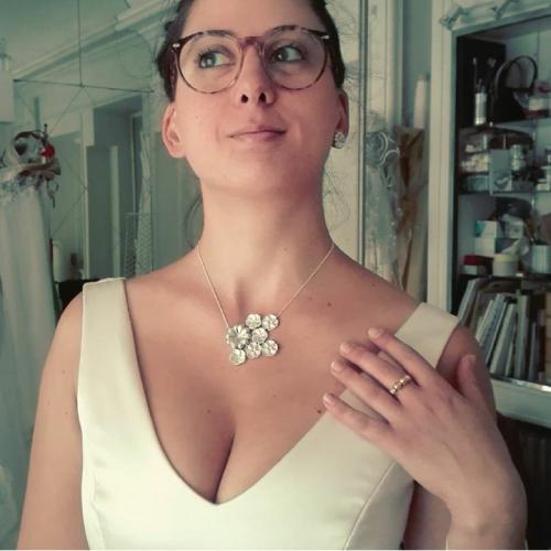 Desidero Le Blog - Shooting Printemps Eté 2018 la robe de mariée