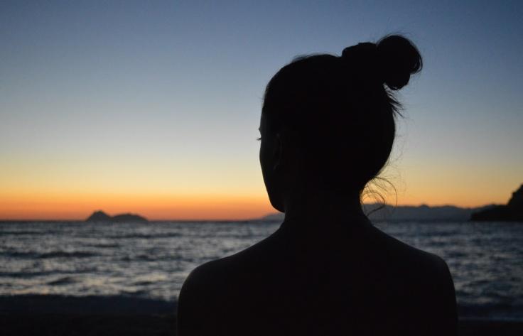 Desidero Paris Blog - Coucher de soleil à Matala