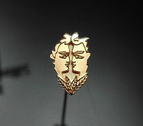Jean Cocteau - Narcisse, 1989 (d'après un dessin de 1930) - Edition Artcurial 45 sur 350 Courtesy Galerie Pierre-Alai Challier - Desidero le blog.jpg