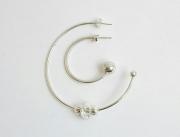 Desidero - Atelier Boucles d'oreilles Créoles